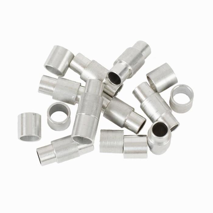 Pack entretoises aluminium roller 8mm / 6mm - 798922