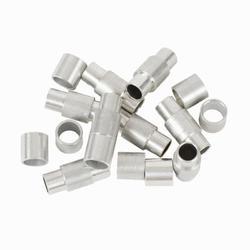 Pack entretoises aluminium roller 8mm / 6mm