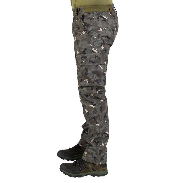 Pantalon chasse imperméable chaud 500 - 799570