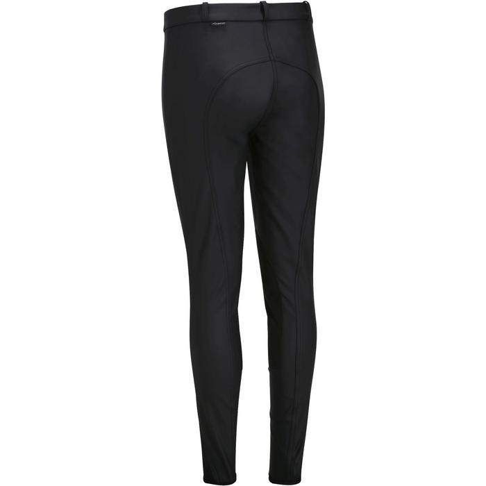 Pantalon imperméable chaud et respirant équitation femme KIPWARM - 799636