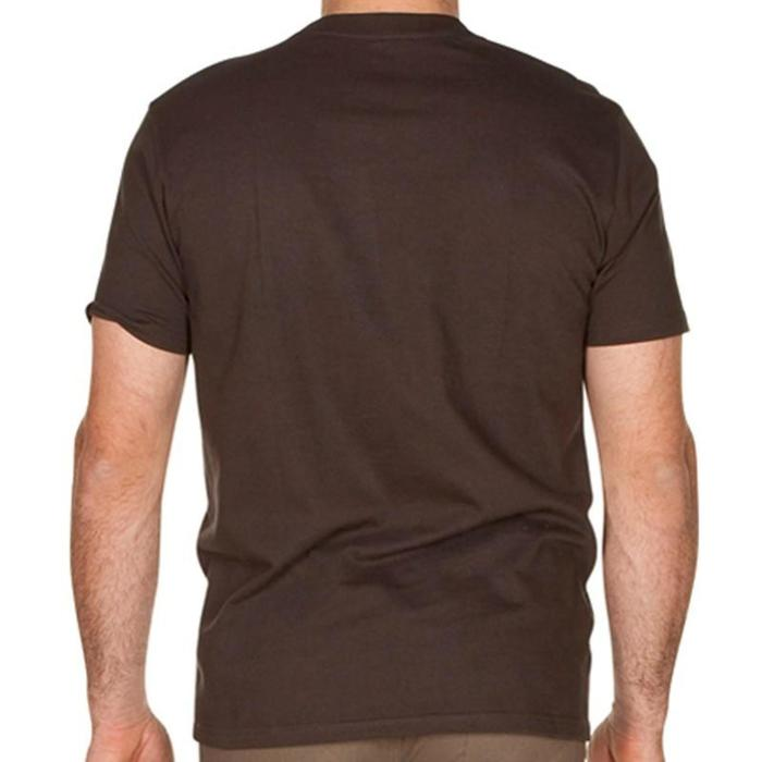 Tee shirt steppe 100  manches courtes - 799877