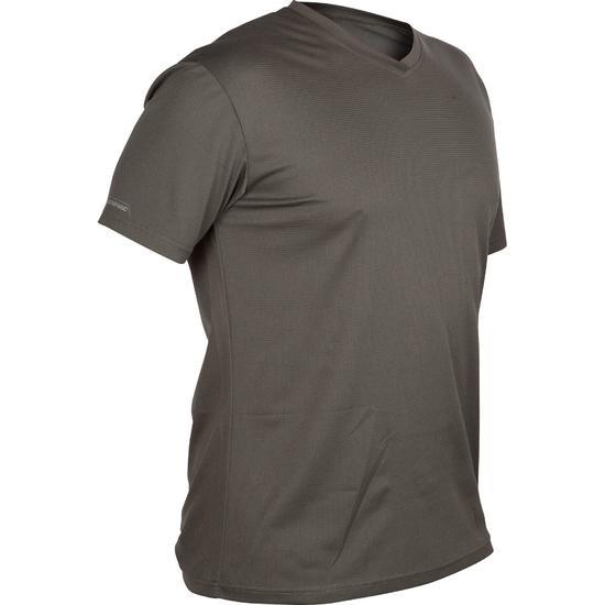 Ademend T-shirt 100 met korte mouwen - 799881