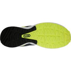Hardloopschoenen voor heren Run Active Grip - 80000