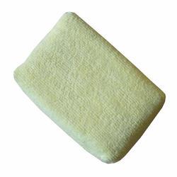 Eponge pour cuirs équitation beige