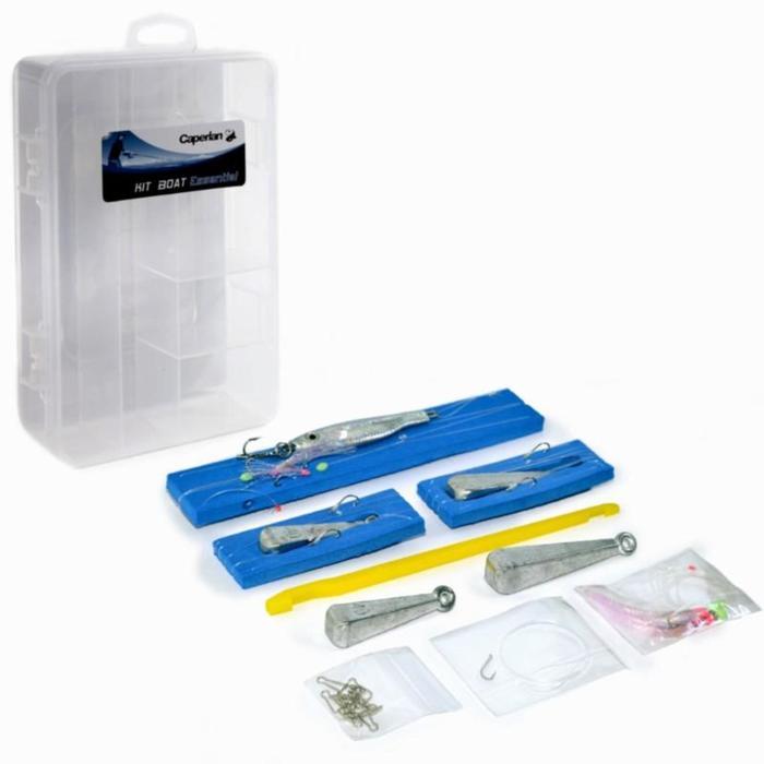 Accessoires de pêche en bateau KIT BOAT  ESSENTIEL - 800027