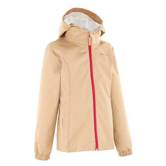 Regenjas voor trekking meisjes Hike 500 - 800171