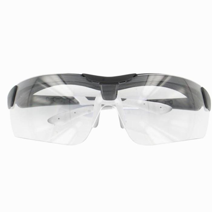LUNETTES DE SQUASH ADULTE SA GLASSES NOIR - 800587
