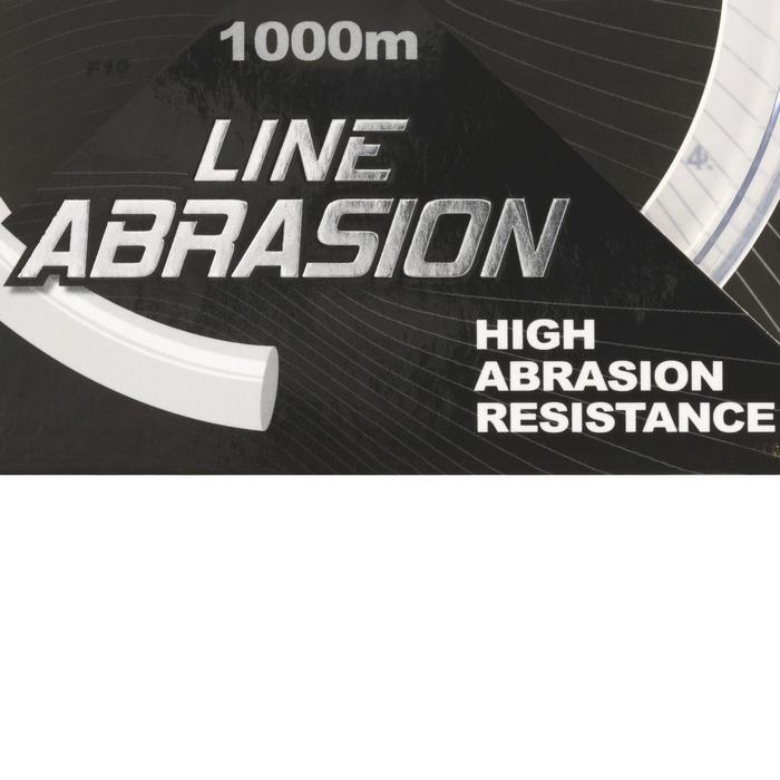 FIL DE PÊCHE LINE ABRASION WHITE 1000 M - 800604