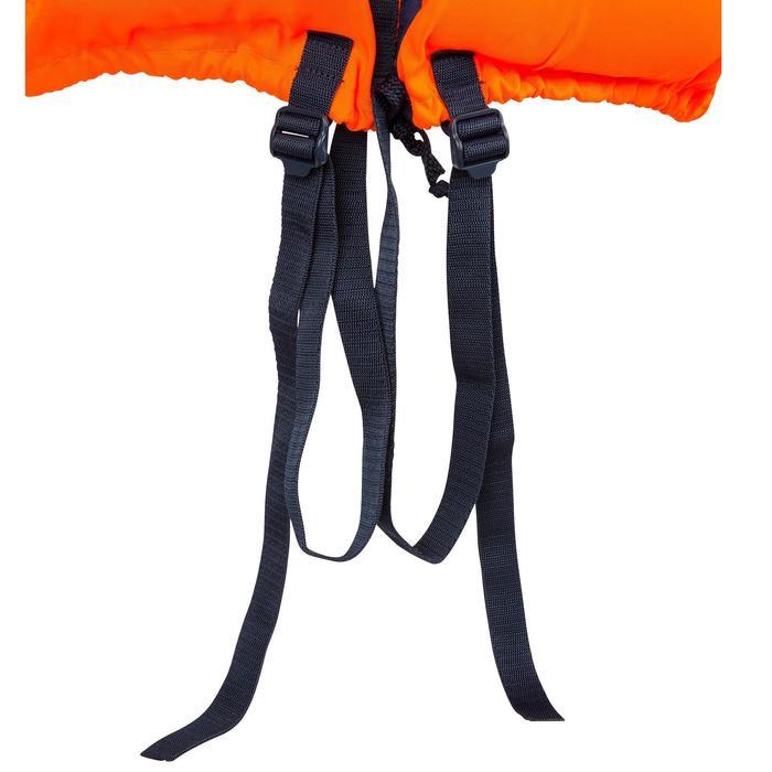 Gilet de sauvetage mousse adulte TYPHON 150N orange - 800610