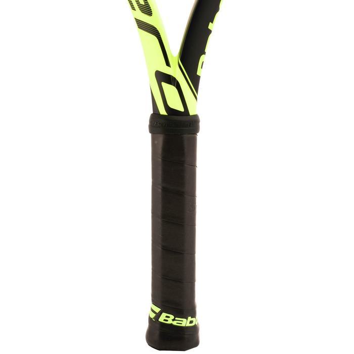 Tennisracket voor kinderen Pure Aero 25 zwart geel