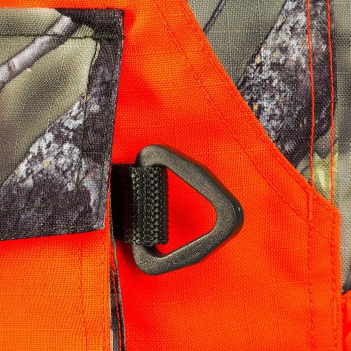 Gilet chasse renfort 500 Camofluo - 800901