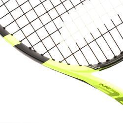 Tennisschläger Pure Aero Erwachsene gelb/schwarz
