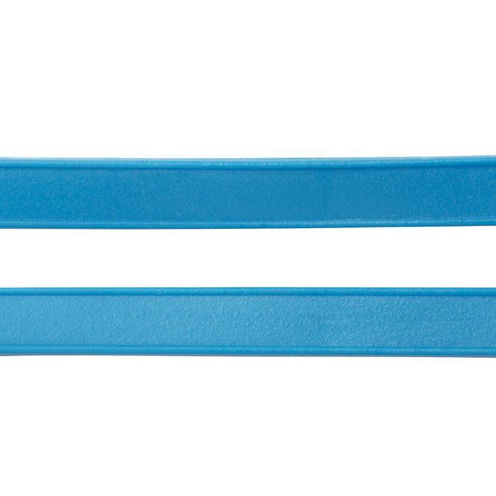 泳鏡100 AMA,S號,藍色綠色