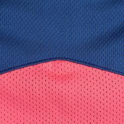 Basketbalshirt B500 mouwloos dames - 801471