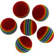 Pelotas de Golf EVA STRIPES X6