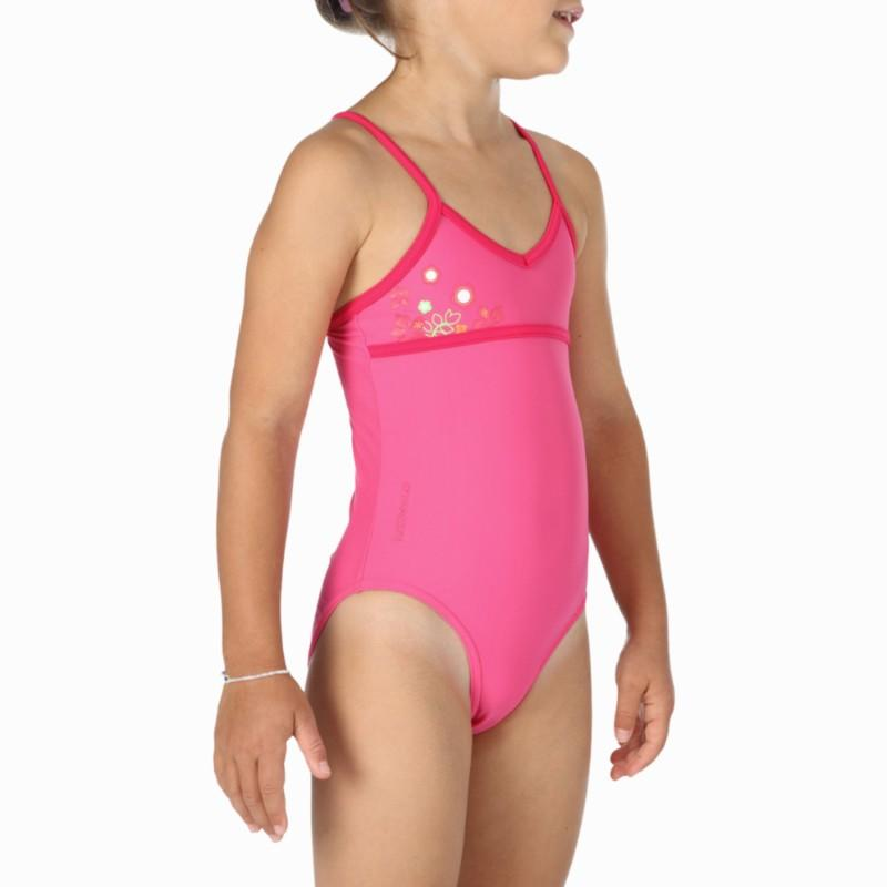Maillot 1P LG MP rose