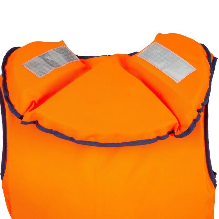 Gilet de sauvetage mousse adulte TYPHON 150N orange - 802140