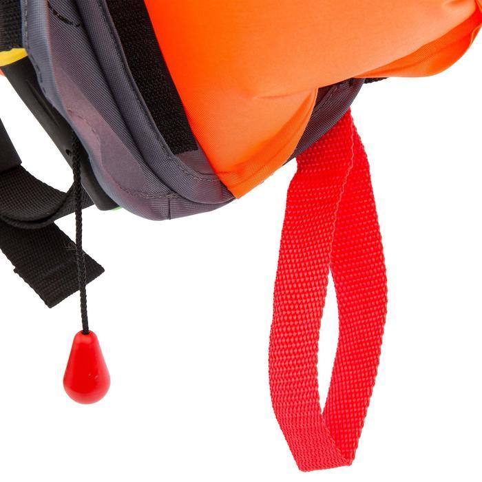 Gilet de sauvetage gonflable adulte LJ 150N AIR gris - 802405