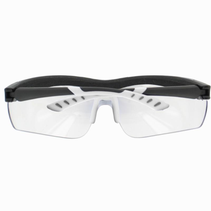 SA Adult Squash Glasses - Black