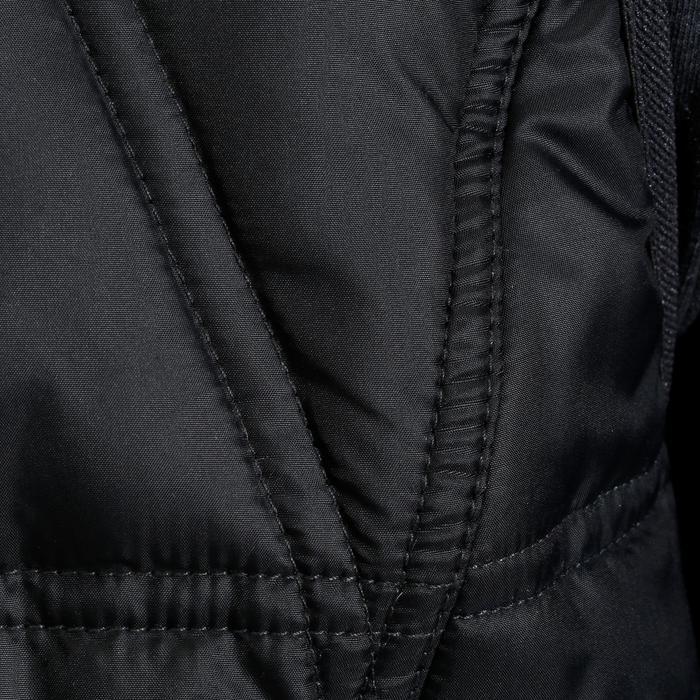 Gilet doudoune sans manche équitation femme PADDOCK noir - 802854