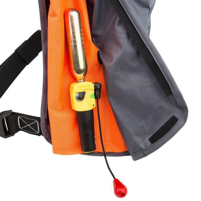 Gilet de sauvetage gonflable adulte LJ 150N AIR gris - 803160