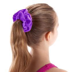 Haarelastiek meisjes paars