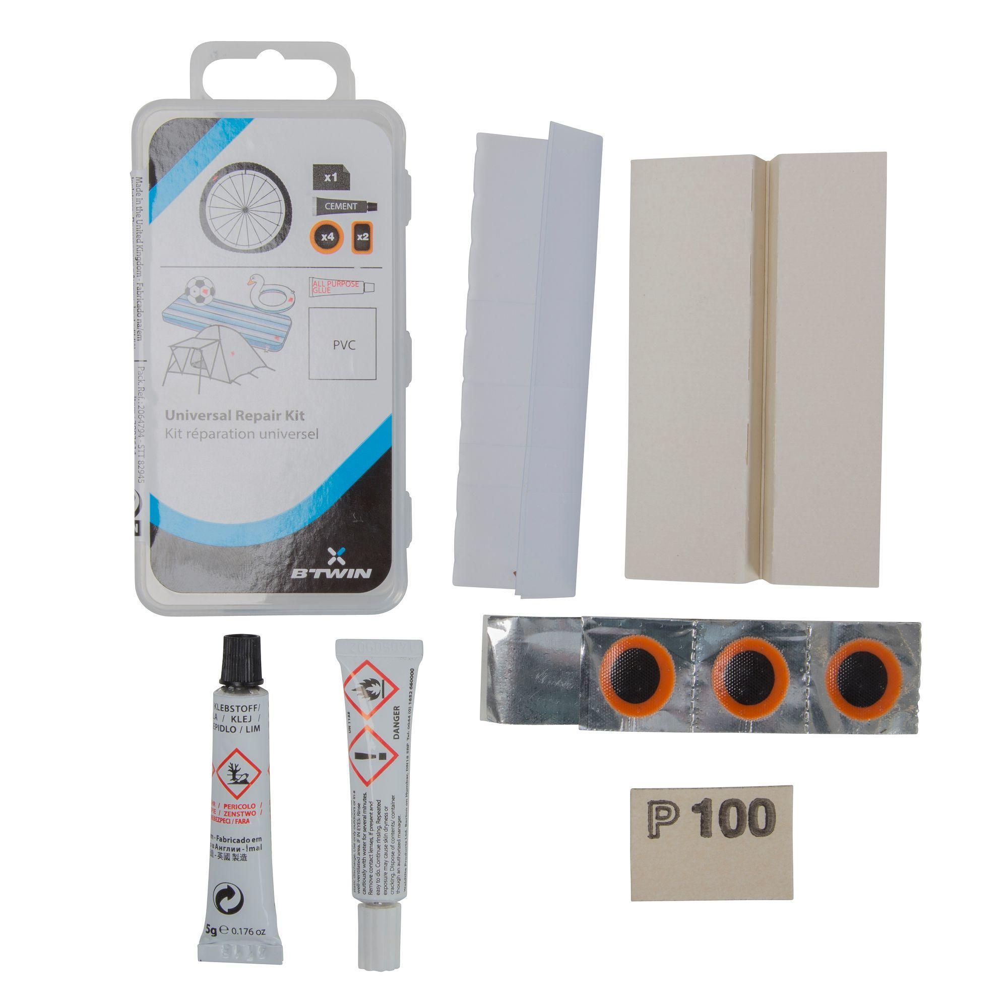 Universal Puncture Repair Kit