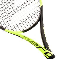 Tennisracket Pure Aero team geel/zwart - 803550