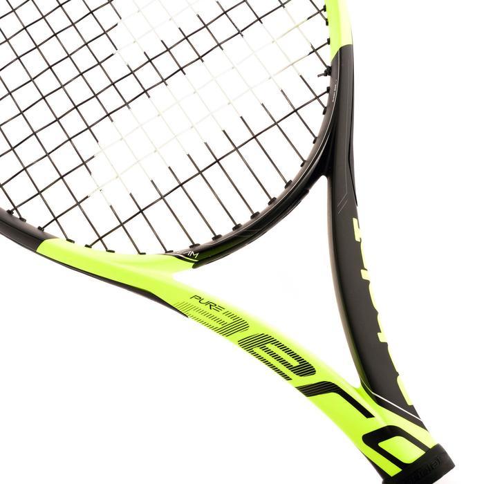 Tennisracket volwassenen Babolat Pure Aero geel zwart - 803550