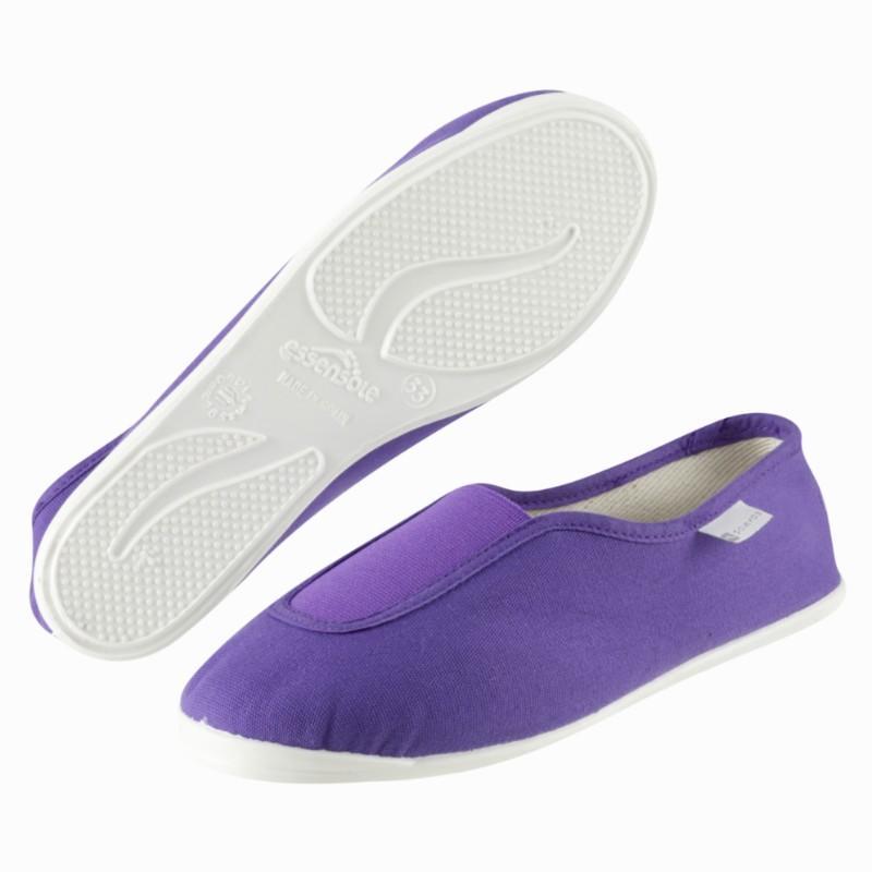Rythm 300 Kids' School Gym Shoes - Purple