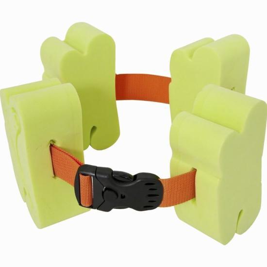 Blauwe zwemgordel met schuimblokjes voor kinderen van 15-60 kg - 803686