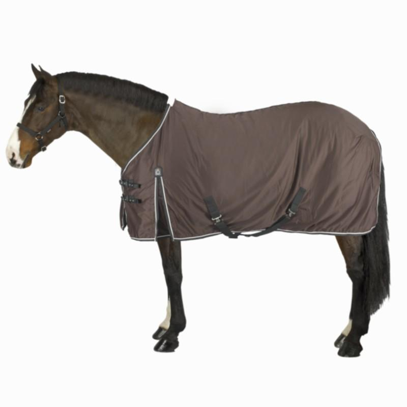 Stable Light Horse Riding Stable Rug for Horse and Pony - Brown