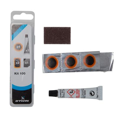 KIT REPARATION CHAMBRE AIR VELO 100