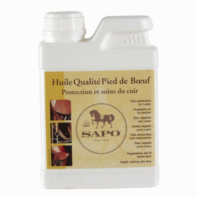 RIDING LEATHER/TEXTILE CARE Horse Riding - Leather care plant-based oil OLEUM - Saddlery and Tack