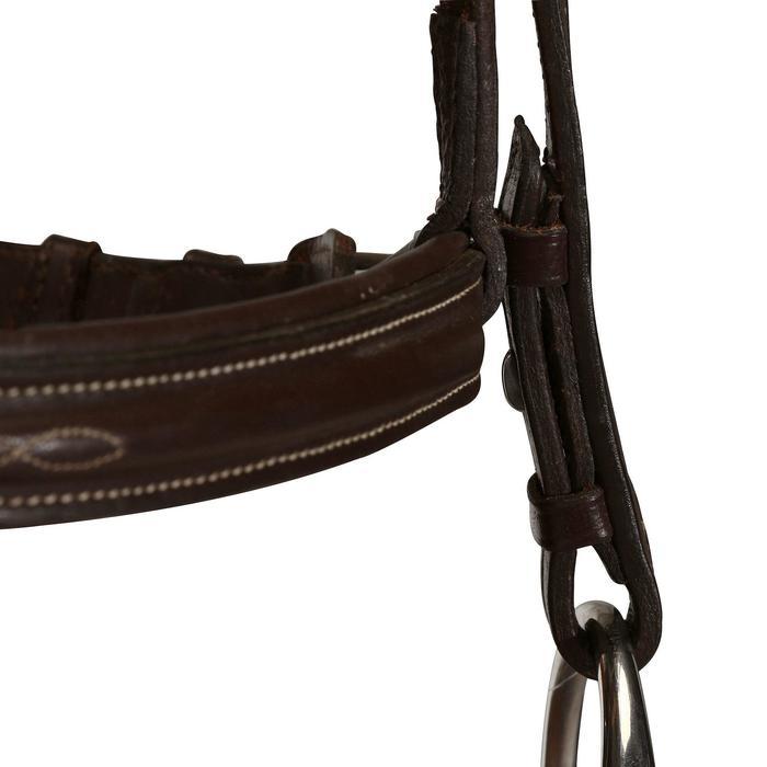 Filet + rênes équitation RECALL - poney et cheval - 804576