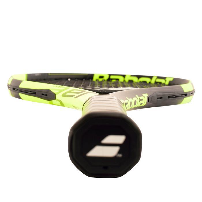 Tennisracket voor volwassenen Pure Aero zwart/geel - 804970