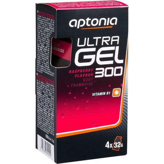 Energiegel Ultra Gel 300 framboos 4x 32 g - 805083