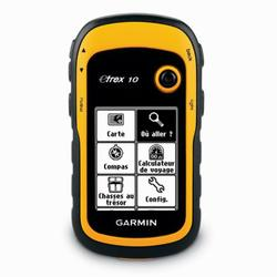 GPS de senderismo Etrex 10