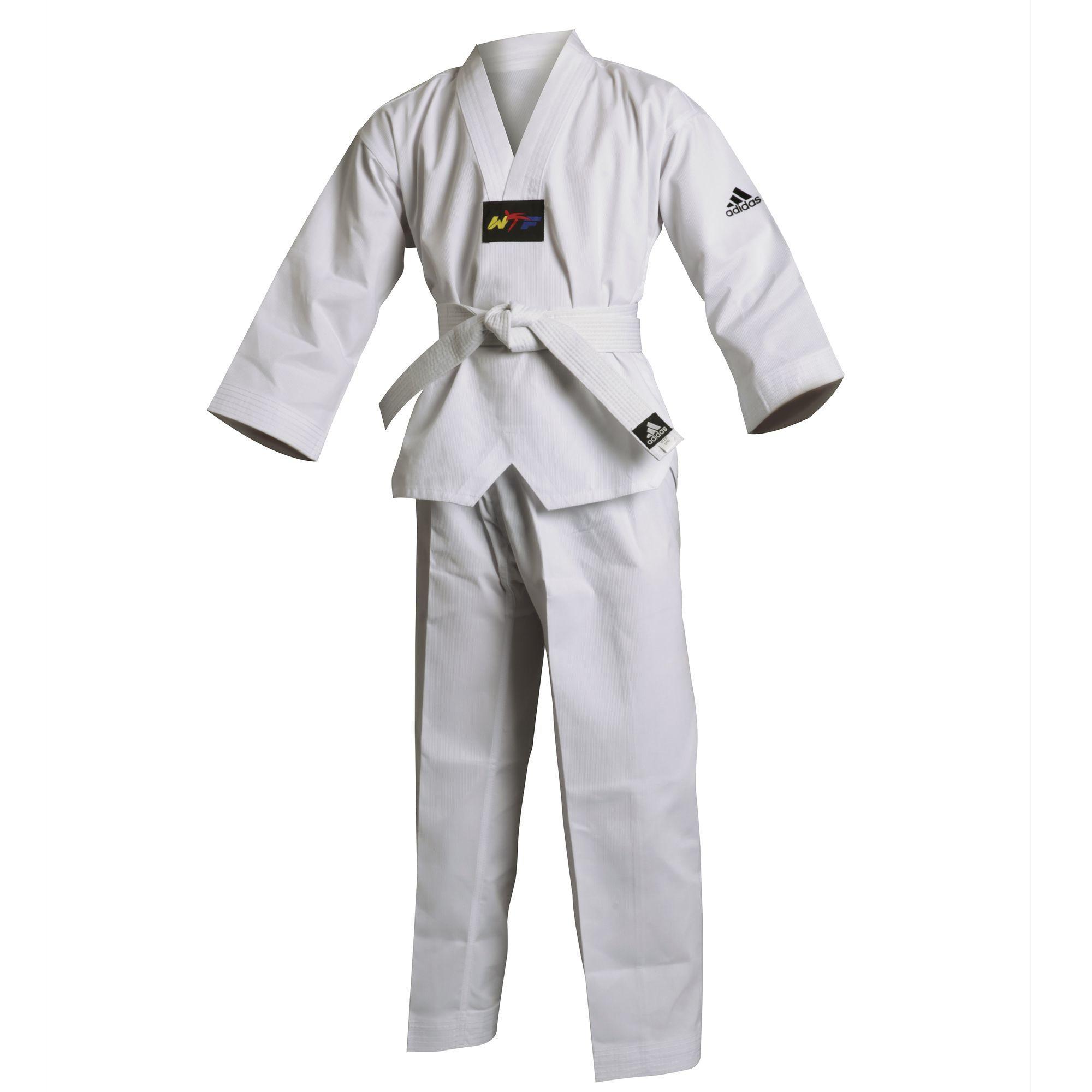 Taekwondo-Anzug Dobok Erwachsene | Sportbekleidung > Sportanzüge > Taekwondo-Anzüge | Adidas