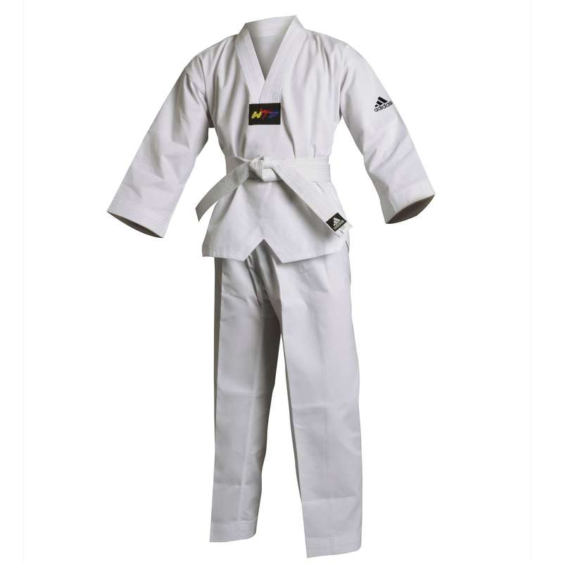 TAE KWON DO Martial Arts - Adult Taekwondo Dobok ADIDAS - Martial Arts