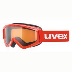 Ski- en snowboardbril Uvex Speedy Pro kleine maat rood
