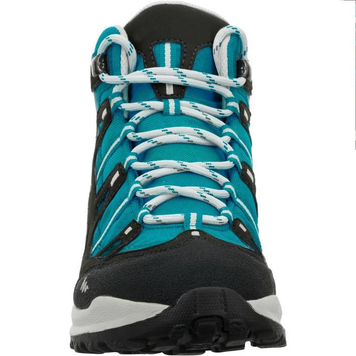 Chaussures de randonnée Nature femme Arpenaz 100 mid imper violette. - 80614