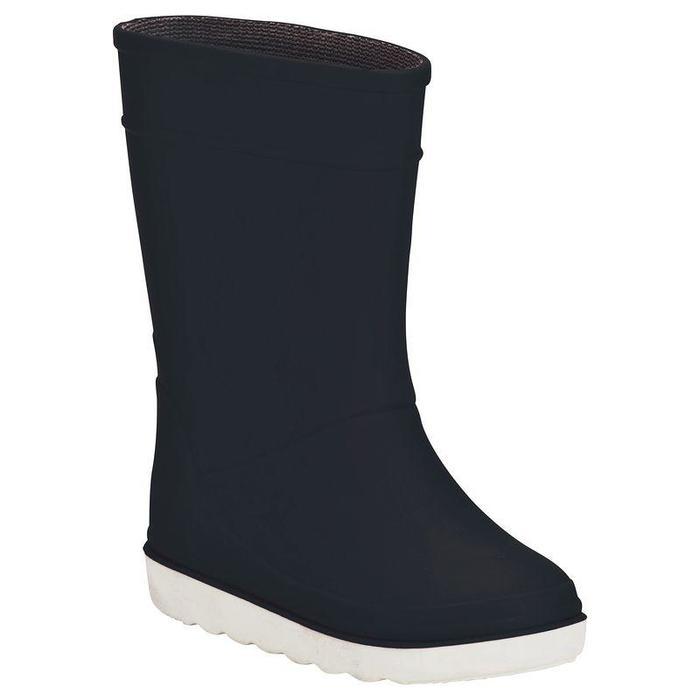 Zeillaarzen voor kinderen B100 blauw
