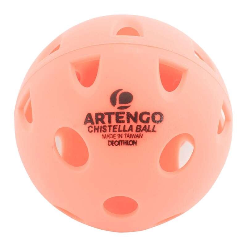 OLD OUTCOURT Frontenis - Chistella Ball orange ARTENGO - Sportarten
