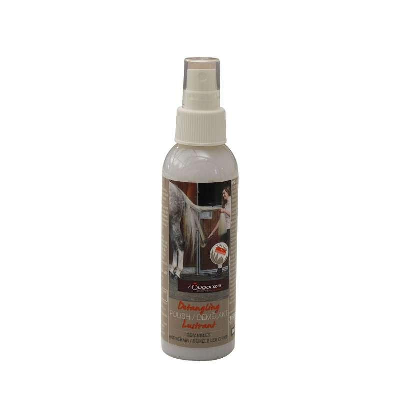 Lóápoló szerek Lovaglás - Fényesítő kifésülő 150 ml FOUGANZA - Lovaglás
