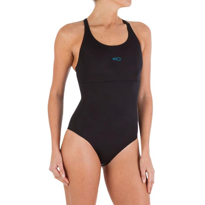 Maillot de bain de natation une pièce femme Leony + - 806326