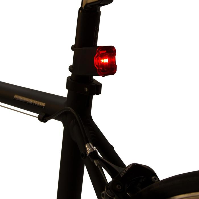 ECLAIRAGE VELO LED VIOO ROAD 500 ARRIERE USB - 80633