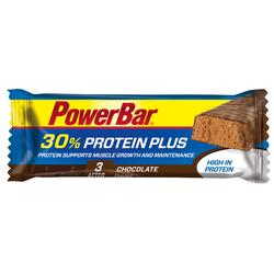 Barrita Proteica triatlón PowerBar Protein Plus 30% Chocolate 55 G