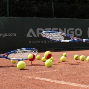 Tennisbal Artengo TB100 rood