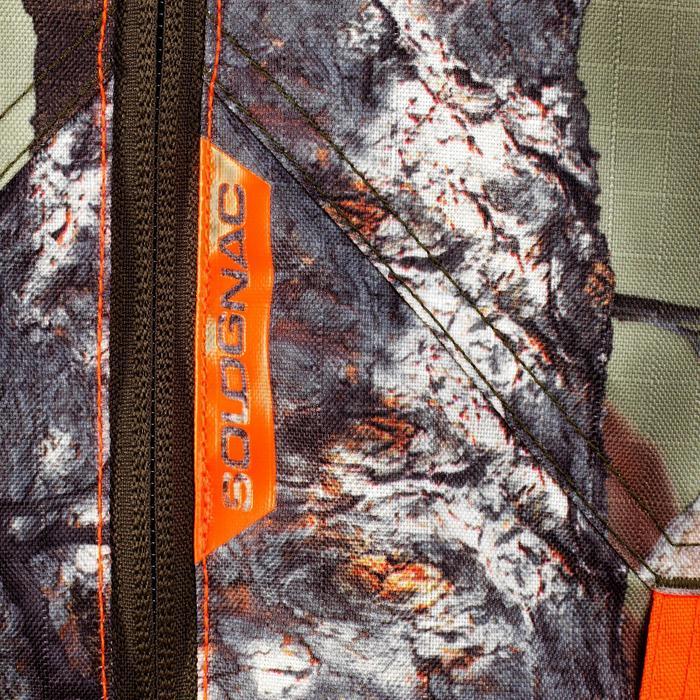 Vest Renfort 500 voor de jacht fluo camo - 806743